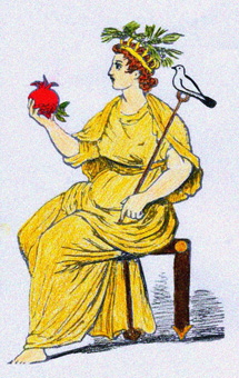 Pomegranate Oil Lamps